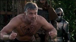 Pour quel chef de clan se bat Agop quand il rencontre Arthur en combat ?