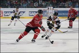 Le hockey sur glace est un sport originaire de Suède.