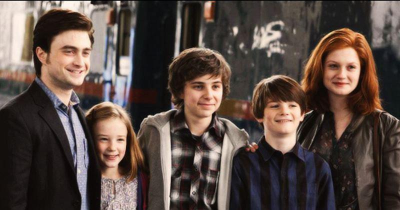 A quelle famille de Harry Potter appartiens-tu ?