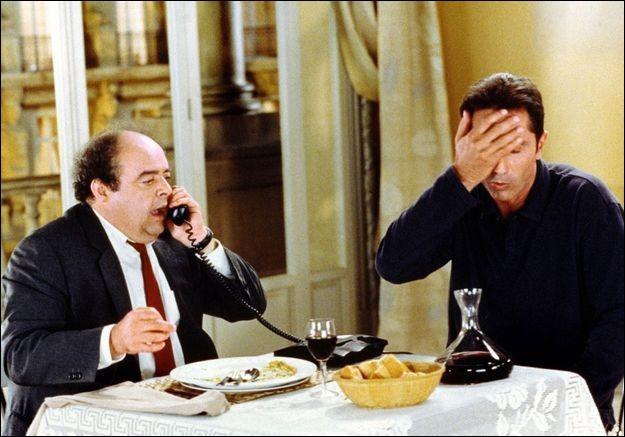 """Dans le film """"Le Dîner de cons"""", qui incarne Lucien Cheval, le contrôleur fiscal ?"""