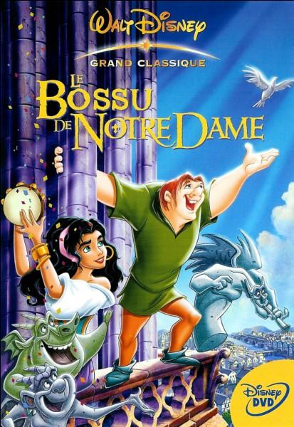 """Qui est Esmeralda dans """"Le Bossu de Notre-Dame"""" ?"""