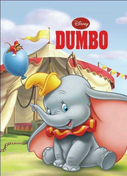 Pourquoi Dumbo est-il particulier ?