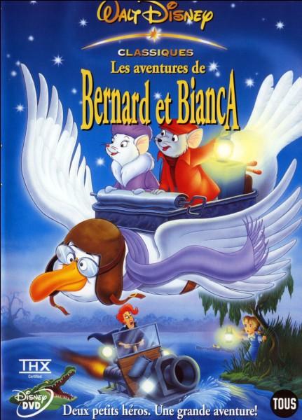 """Dans """"Bernard et Bianca"""", qu'est-ce qui pousse les souris à partir à la recherche de l'enfant ?"""