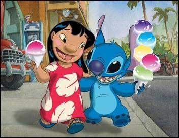 """Dans """"Lilo et Stitch"""", quelle est la particularité de Lilo et sa famille ?"""