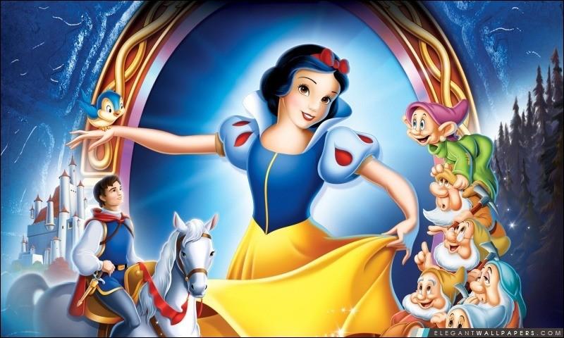 En quelle année a été créé le premier long métrage Disney ?