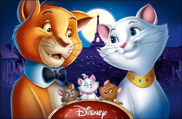 """Quel est le nom des chatons dans """"Les Aristochats"""" ?"""