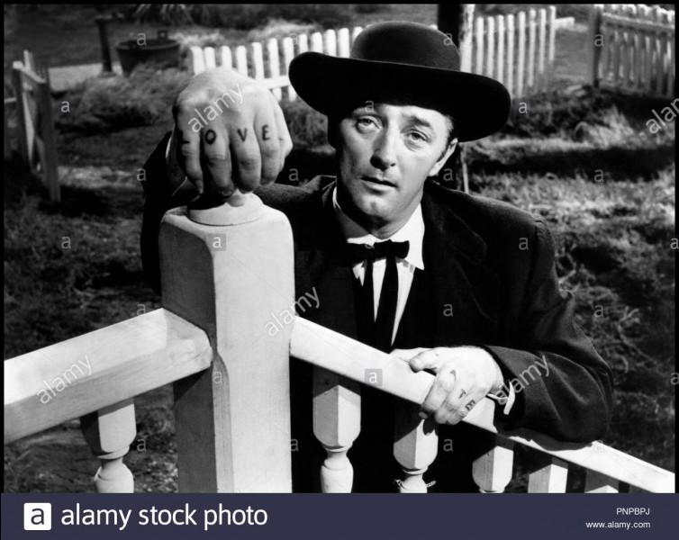 """Comment s'appelle le tueur interprété par Robert Mitchum dans le film """"La Nuit du chasseur"""" ?"""