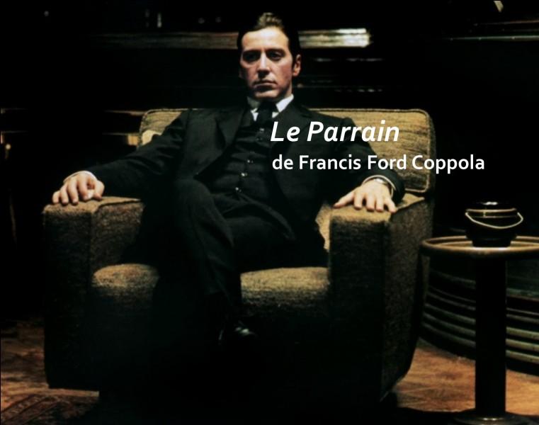 """Comment s'appelle le personnage joué par Al Pacino dans le film 'Le Parrain"""" ?"""