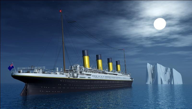 Durant quelle décennie l'épave du Titanic a-t-elle été retrouvée ?