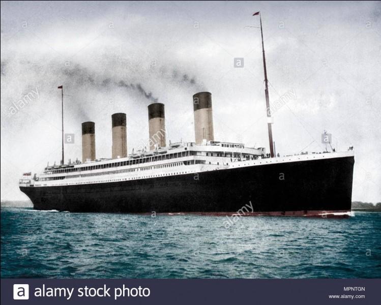 En quelle année, le RMS Olympic a-t-il été démantelé ?