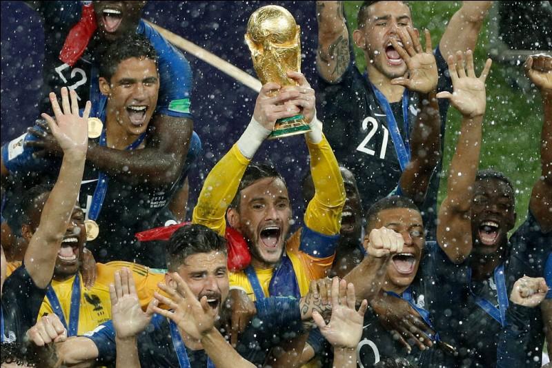 Y a-t-il eu dix vainqueurs de la Coupe du Monde ?