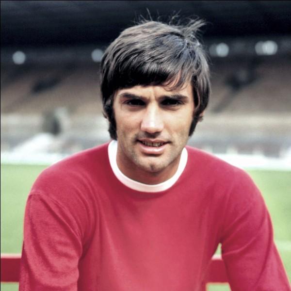 George Best , Ballon d'Or 1968, n'a-t-il jamais participé à la Coupe du Monde ?
