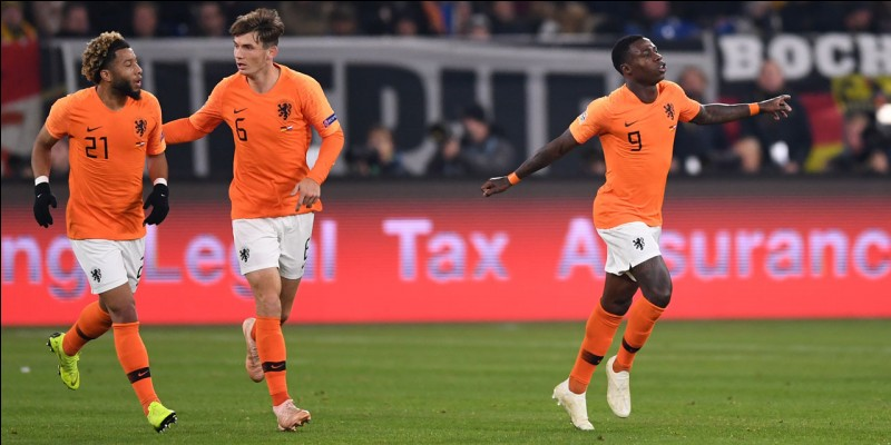 Les Pays-Bas ont-ils perdu trois finales sans aucune victoire ?