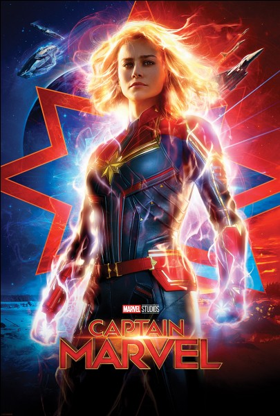 Quand se passe Captain Marvel ?