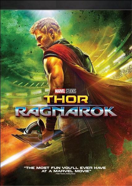 Quels personnages apparaissent dans Thor Ragnarok ?