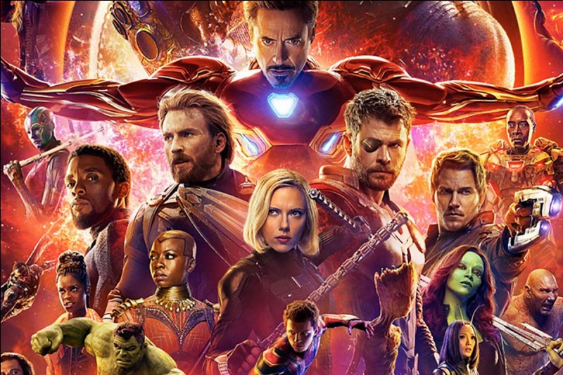 """Dans """"Avengers : Infinity War"""", comment Thor se retrouve-t-il dans le vaisseau des Gardiens de la Galaxie ?"""