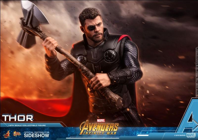 De quoi Thor est-il le dieu ?
