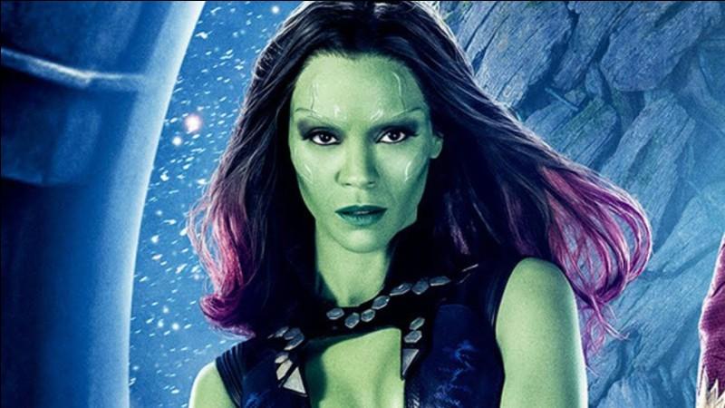 Qui est Gamora ?
