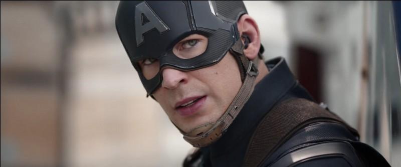 Comment est le bouclier de Captain America ?