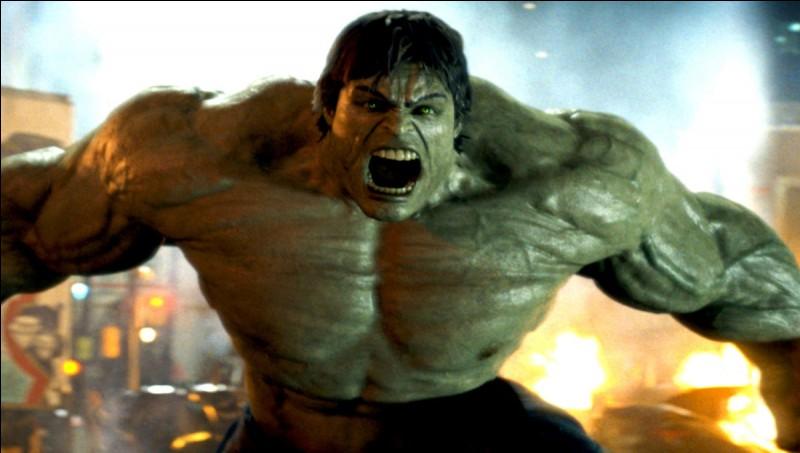 Combien y a-t-il eu d'acteurs pour faire Hulk ?