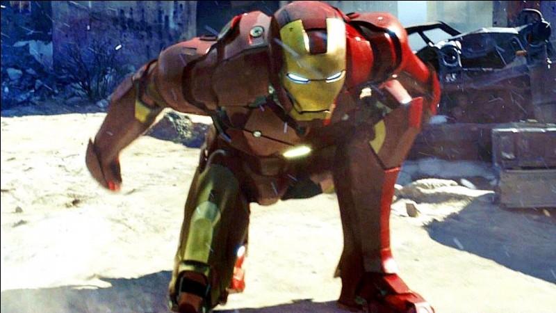 De quand date Iron Man ?
