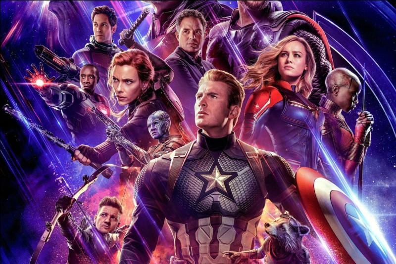 """Eh pour finir, combien y a-t-il eu de films avant """"Avengers : Endgame"""" ?"""