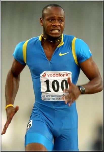Homme (sprinter)