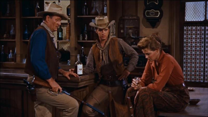 """Le western """"Rio Bravo"""" (1956) a été réalisé par John Ford."""
