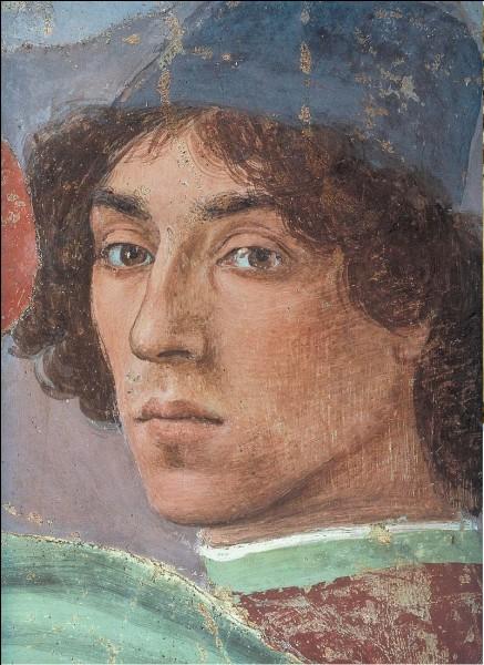 Le tableau le plus cher est un tableau de Botticelli.