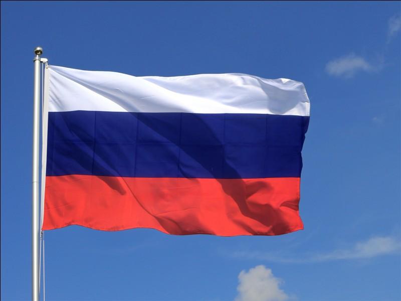 La révolution russe fut dirigée par Vladimir Ilitch Oulianov en 1917.