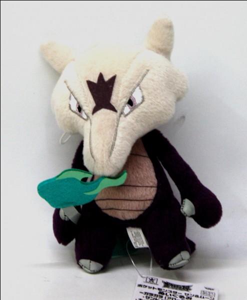 Quel type de Pokémon Kiawe élève-t-il ?