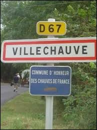 Nous terminons notre balade dans la vallée de la Brenne, à l'entrée de Villechauve. Commune Loir-et-Chérienne, elle se situe en région ...