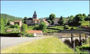 Commune Puydômoise, Combrailles se situe dans l'ancienne région ...