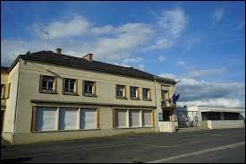 Commune Marnaise, dans la vallée de la Vesle, Courlandon se situe en région ...
