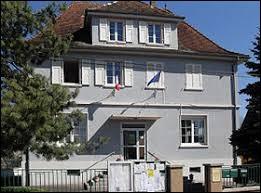Commune du Grand-Est, dans la couronne périurbaine de Mulhouse, Diefmatten se situe dans le département ...