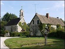 Petit village Yvelinois de 57 habitants, Gambaiseuil se situe en région ...