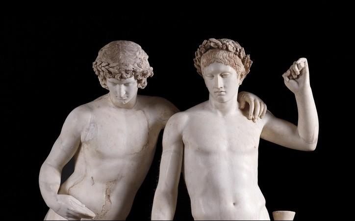 Quel est ce binôme légendaire de la mythologie grecque ?
