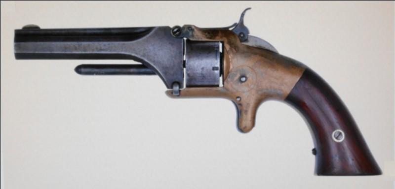 Quel est ce binôme fondateur en 1884 d'une usine américaine d'armes à feu?