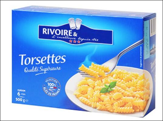 Quel est ce binôme fondateur en 1860 d'une marque de pâtes alimentaires ?