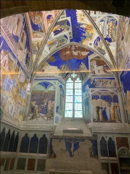 Quel est le nom de la chapelle sixtine d'Avignon ?