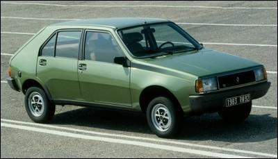 À cette époque la qualité d'assemblage des Renault était plutôt mauvaise mais elles avaient des moteurs robustes. Les ingénieurs de chez Renault ont donc décidé d'y mettre un fragile moteur Peugeot ! Quel est ce modèle ?