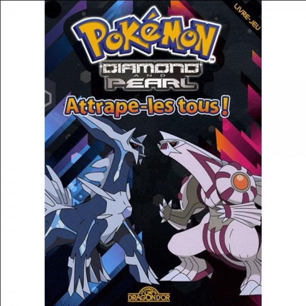 Complète : Pokémon Diamant Perle et...