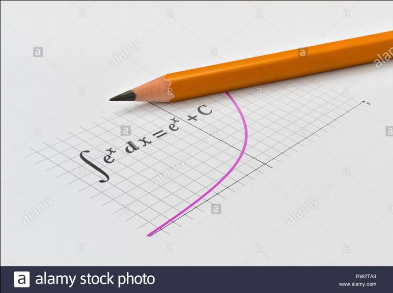La fonction exponentielle est une fonction...