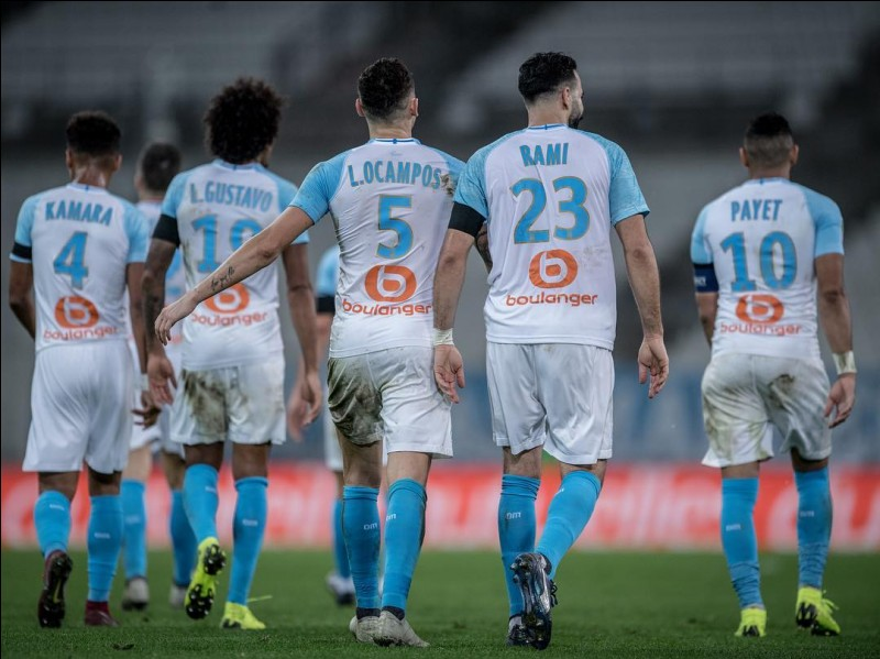 Quand a été créé l'Olympique de Marseille ?