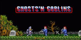 Que se passe-t-il lorsque vous perdez une vie dans ''Ghost and Goblins'' ?