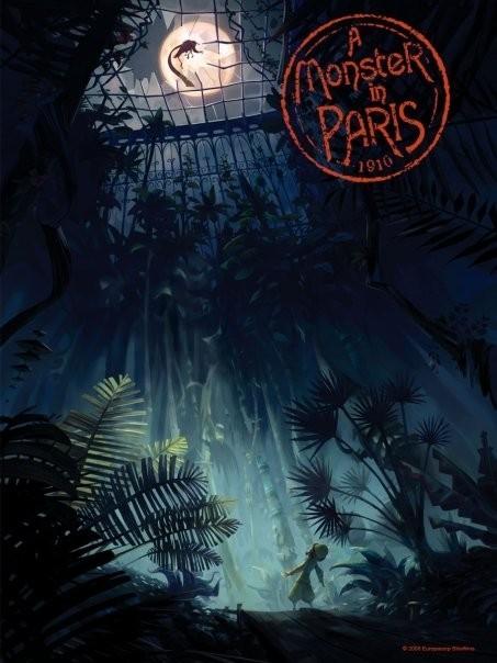 Quel personnage de Un monstre à Paris es-tu ?