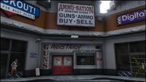 Combien y a-t-il d'Ammu-Nation sur toute la carte ?