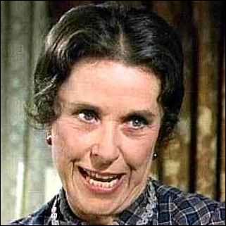 Qui joue le rôle d'Harriet Oleson ?