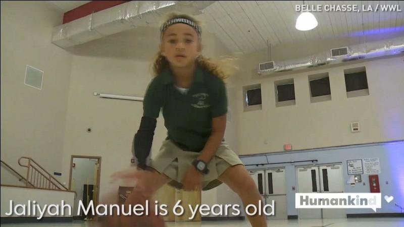Quel âge a Jaliah Manuel ?