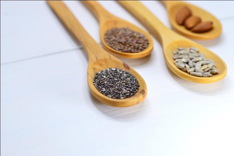 Quelle graine est originaire du Pérou ?